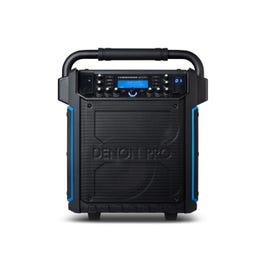 Image for Commander Sport Portable Water-Resistant 120W All-In-One PA System from SamAsh