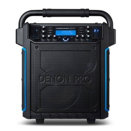 Image for Commander Sport Portable Water-Resistant 120W All-In-One PA System (Open Box) from SamAsh