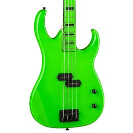 Image for Custom Zone 4 String Electric Bass Guitar (Nuclear Green) from SamAsh