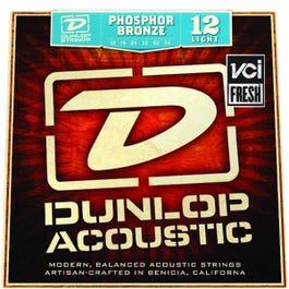 Image for DAP1254 Acoustic Light Phosphor Bronze Guitar Strings 12-54 from SamAsh