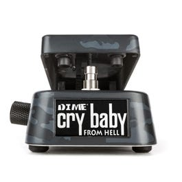 Image for Dimebag Cry Baby From Hell Wah Guitar Effects Pedal from SamAsh