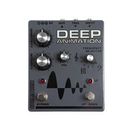 Image for Deep Animation Frequency Selector Guitar Effects Pedal from SamAsh