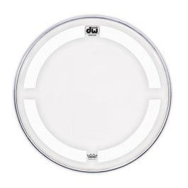 Image for Clear Coated Drum Head from SamAsh