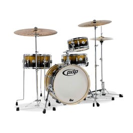 Image for Daru Jones New Yorker Drum Set with DW 6000 Hardware Pack & Bags from SamAsh