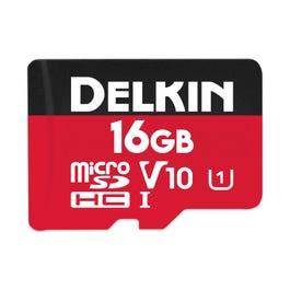 Image for 16GB Select UHS-I microSD Memory Card from SamAsh