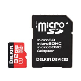Image for 32GB Select UHS-I microSD Memory Card from SamAsh
