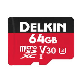 Image for 64GB Select UHS-I microSD Memory Card from SamAsh