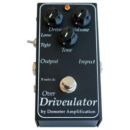 Image for DRV-1 Over Driveulator Effect Pedal from SamAsh