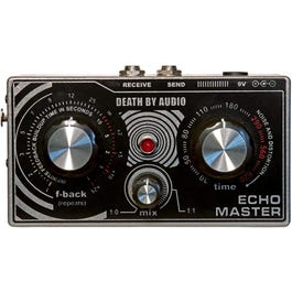 Image for Echo Master Vocal Delay Effect Pedal from SamAsh