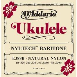 Image for EJ88B Nyltech Ukulele Strings