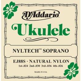 Image for EJ88S Nyltech Ukulele Strings