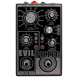 Image for Evil Fuzz/Filter Effects Pedal from SamAsh