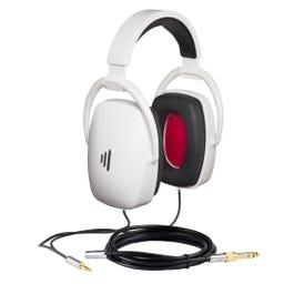 Direct Sound EX29 Plus Extreme Isolation Studio Headphones (Cool White)