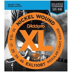 Image for EXL110BT Nickel Wound Electric Guitar Strings