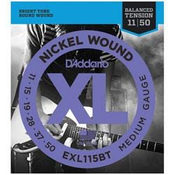 Image for EXL115BT Nickel Wound Electric Guitar Strings