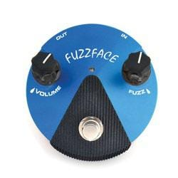 Image for Fuzz Face Mini Silicon from SamAsh