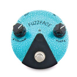 Dunlop FFM3 Jimi Hendrix Fuzz Face Mini Distortion Guitar Effects Pedal