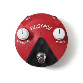 Image for FFM6 Band of Gypsys Fuzz Face Mini Distortion Guitar Effects Pedal from SamAsh