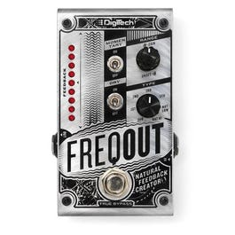 DigiTech FreqOut Natural Feedback Creator Effect Pedal