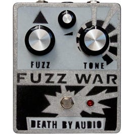 Image for Fuzz War Effect Pedal from SamAsh