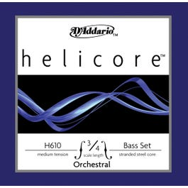 Image for H610M Helicore Double Bass Strings from SamAsh
