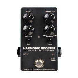 Harmonic Booster Bass Guitar Effects Pedal