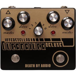 Image for Interstellar Overdrive Deluxe Effect Pedal from SamAsh