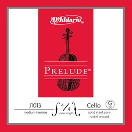 Image for Prelude Cello G String (Assorted Sizes) from SamAsh
