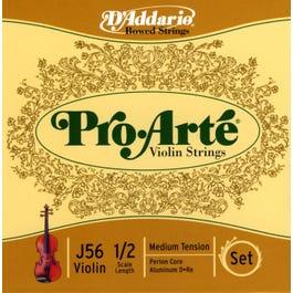 Image for Pro Arte 1/2 Violin String Set from SamAsh