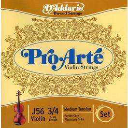 Image for Pro Arte 3/4 Violin String Set from SamAsh