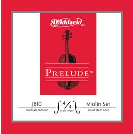 Image for Prelude Violin String Set (Assorted Sizes) from SamAsh