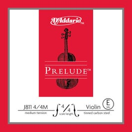 Image for Prelude Violin E String (Assorted Sizes) from SamAsh