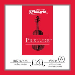 Image for Prelude Violin A String (Assorted Sizes) from SamAsh
