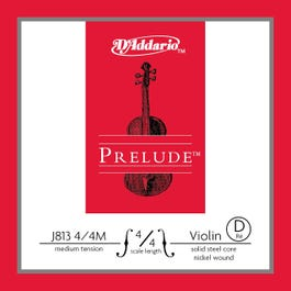 Image for Prelude Violin D String (Assorted Sizes) from SamAsh