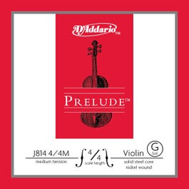 Image for Prelude Violin G String (Assorted Sizes) from SamAsh