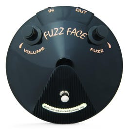 Dunlop JBF3 Joe Bonamassa Fuzz Face Guitar Effects Pedal