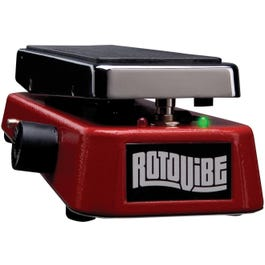 Dunlop Rotovibe Chorus/Vibrato Guitar Effect Pedal