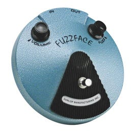 Image for Jimi Hendrix Fuzz Face Distortion Pedal from SamAsh