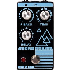 Image for Micro Dream Delay Effect Pedal from SamAsh