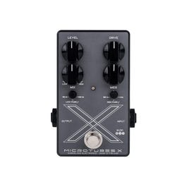 Image for Microtubes X Distortion Bass Effects Pedal from SamAsh