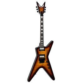 Dean ML Select Floyd Quilt Top Trans Brazilia Electric Guitar