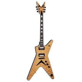 Dean ML Select Quilt Top Gloss Natural Electric Guitar