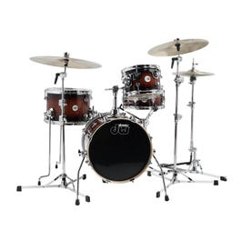 """Image for Design Series Mini-Pro 4-Piece Shell Pack with 16"""" Kick / 12"""" Snare from SamAsh"""