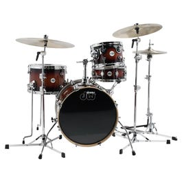 """Image for Design Series Mini-Pro 4-Piece Shell Pack with 18"""" Kick / 13"""" Snare from SamAsh"""