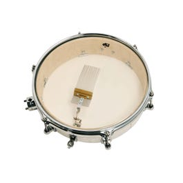 """Image for Performance Series Low Pro 3"""" x 12"""" Snare Drum - White Marine FinishPly from SamAsh"""