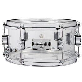 Image for Signature Chad Smith Acrylic Snare Drum from SamAsh