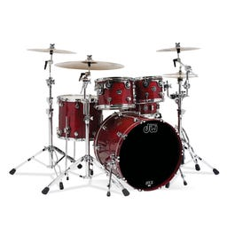 Image for Performance Series 4-Piece Lacquer Drum Shell Pack from SamAsh