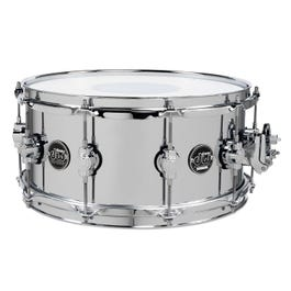 Image for Performance Series Chrome-over-Steel Snare Drum from SamAsh