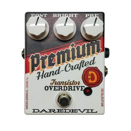Image for Premium OD Overdrive Effect Pedal from SamAsh