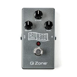 Dunlop QZ1 Cry Baby Q-Zone Fixed Wah Guitar Effects Pedal